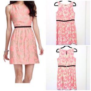 Loft Floral Career Style Dress